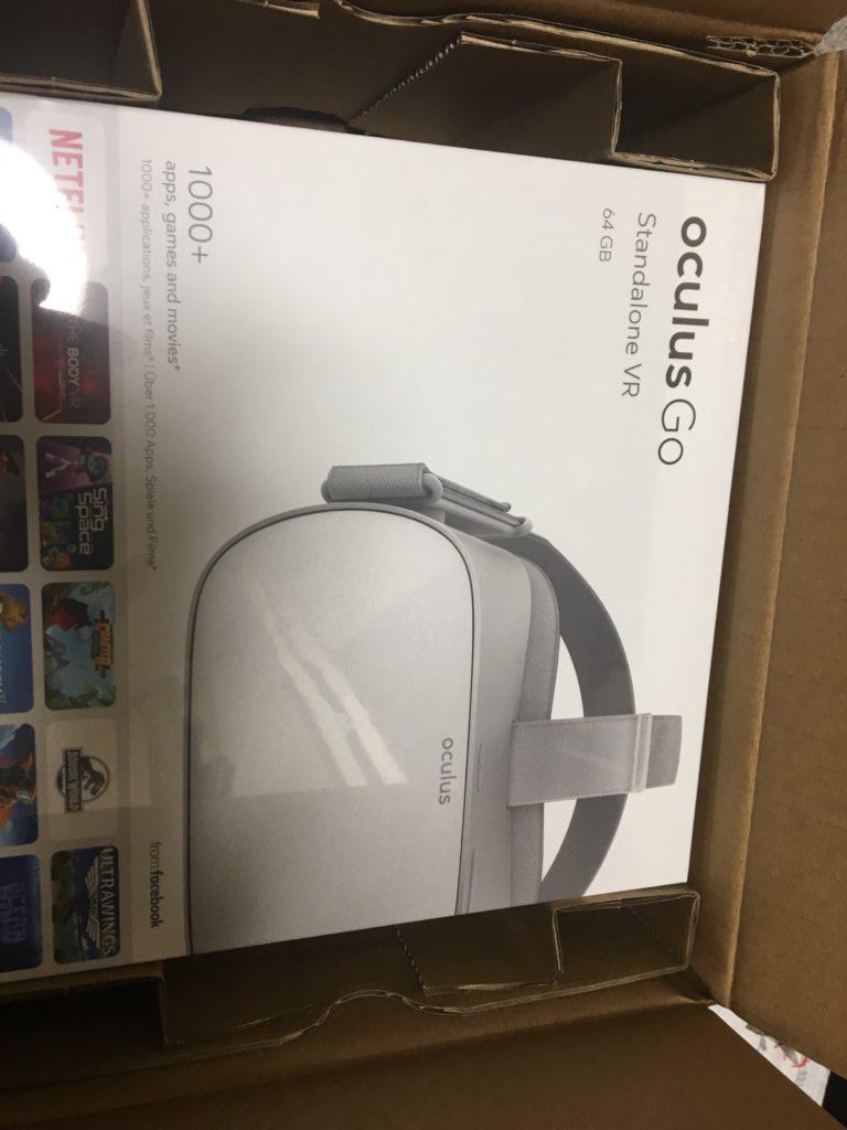 まいにゅーぎあ:Oculus Go