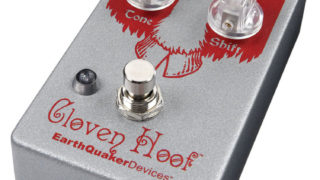 欲しいFUZZ【EarthQuaker Devices Cloven Hoof】