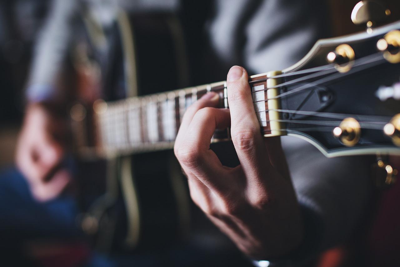 【ギター上達コラム】クロマチック練習いろいろ
