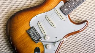 ラージヘッドだよAmerican Performer シリーズ【Fender】