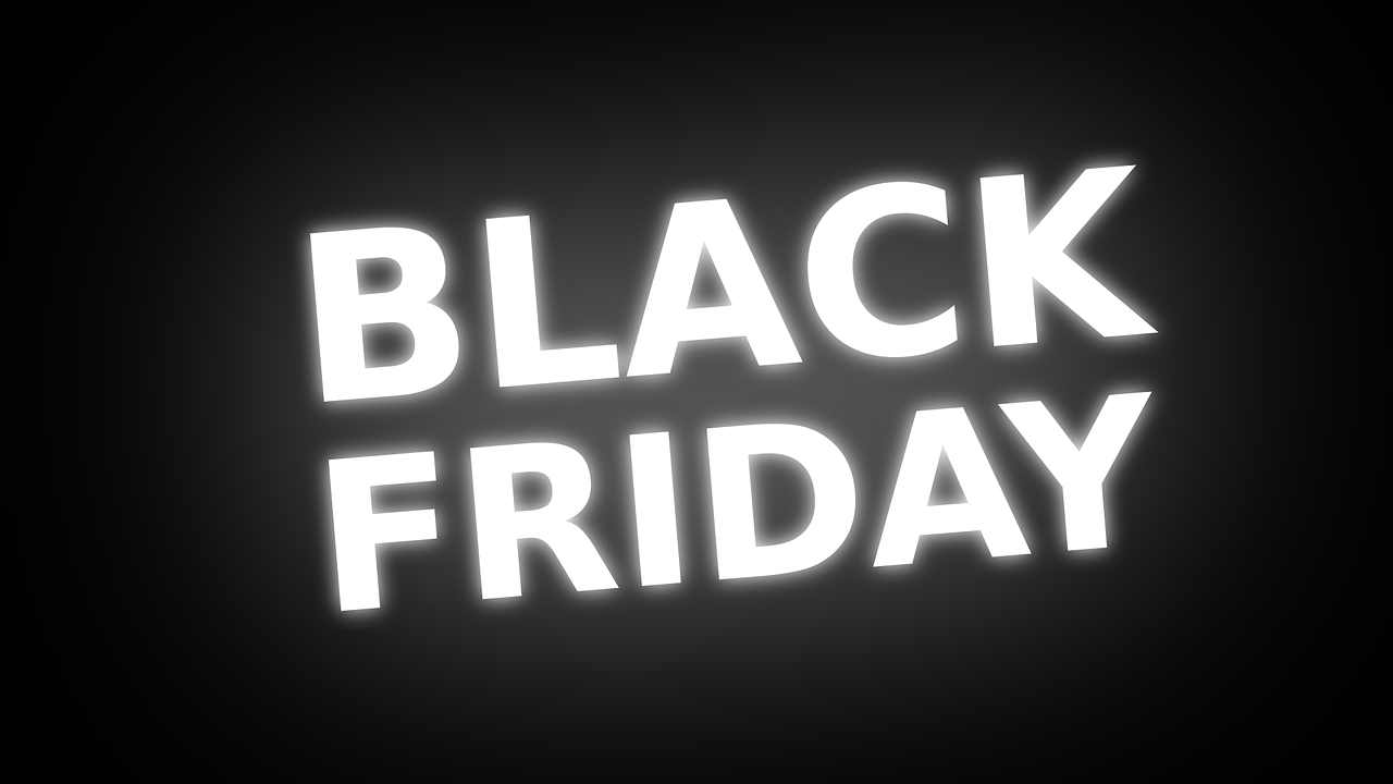 何買う?BLACK FRIDAY