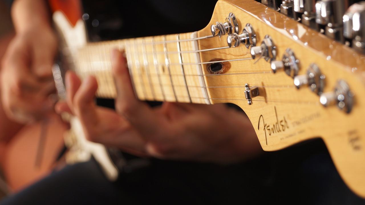 Fenderのギターユーザーデータ分析がすごい